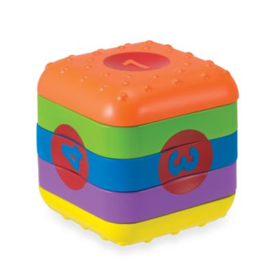 Interactive Toys > Manhattan Toy® Whoozit Learn & Play Cube