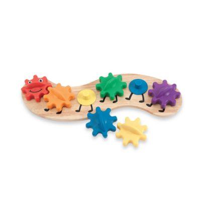 Melissa & Doug® Wooden Rainbow Caterpillar