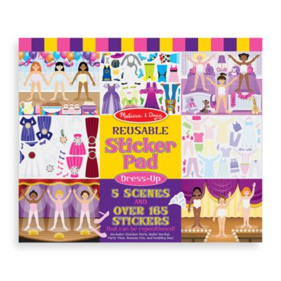 Melissa and Doug Stickers