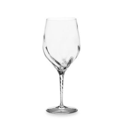 Marchesa by Lenox® Pleated Swirl Crystal Red Wine Glass