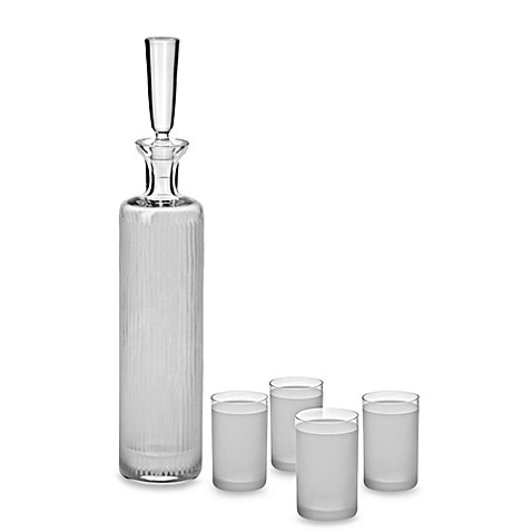 Ravenscroft® Crystal 5-Piece Vodka Decanter Set