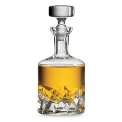 Ravenscroft® Crystal Beveled Blade Decanter