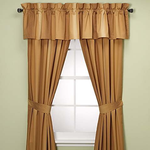 Tommy Bahama® Home Blanket Stripe Window Valance