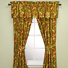 Tommy Bahama® Home Tropical Harvest 84-Inch Window Curtain Panel Pair