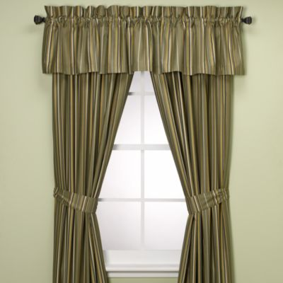 Tommy Bahama® Home Portside 84-Inch Window Curtain Panel Pair