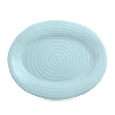 Sophie Conran for Portmeirion® Oval Platter in Celadon