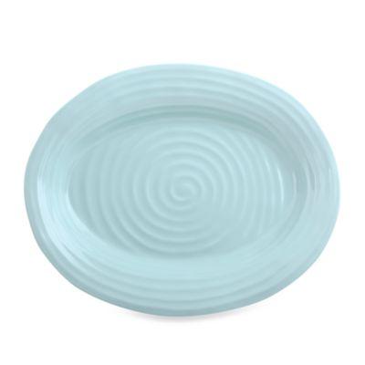 Celadon Oval Platter