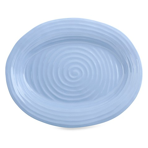 Sophie Conran for Portmeirion® Oval Platter in Blue