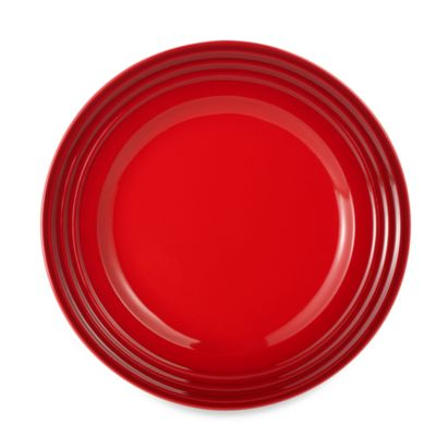 Le Creuset® 12-Inch Dinner Plate in Cherry