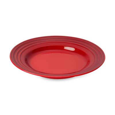 Le Creuset® 10-Inch Salad Plate in Cherry