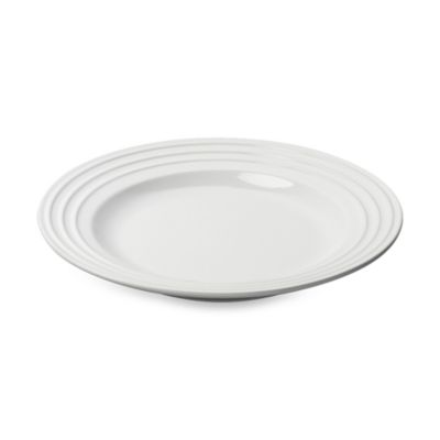 Le Creuset® 12-Inch Dinner Plate in White
