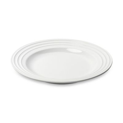 Le Creuset® 10-Inch Salad Plate in White
