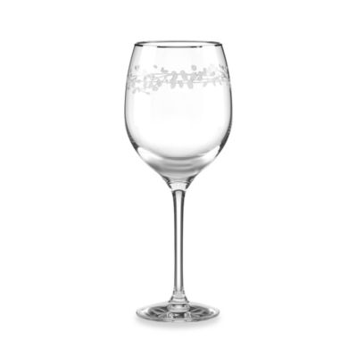 kate spade new york Gardner Street™ Iced Beverage Glass