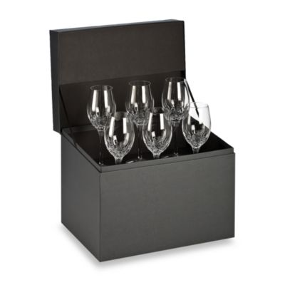 Waterford® Lismore Essence White Wine Deluxe Gift Box (Set of 6)