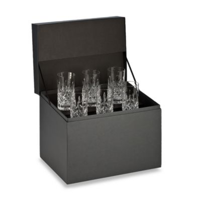 Waterford® Lismore HighBall Deluxe Gift Box (Set of 6)