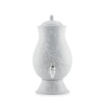 Lenox® Opal Innocence™ Carved Beverage Dispenser