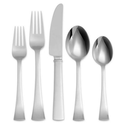 Dansk® Cafe Blanc 20-Piece Flatware Set