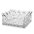 Godinger Dublin Crystal  Napkin Holder