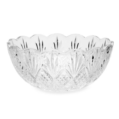 Crystal Serving Bowls