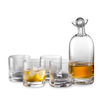 Morgan 5-Piece Whiskey Set