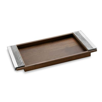 Arthur Court Designs Perla Wood Serving Tray