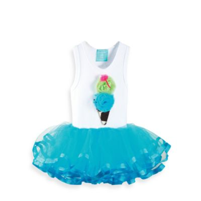 Mud Pie™ Giraffe TuTu Dress