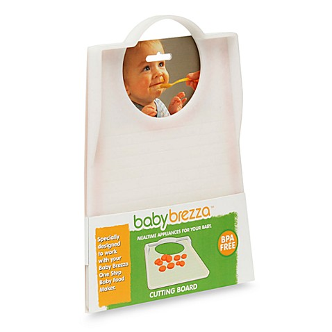 Baby Brezza® Cutting Board