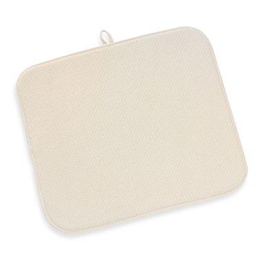 The Original™ Dish Drying Mat in Cream