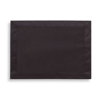 Jubilee Placemat in Black