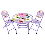 Disney Fairies Table and Chairs Set