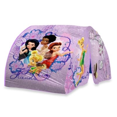 Play Tents > Disney® Fairies Bed Tent with Pushlight