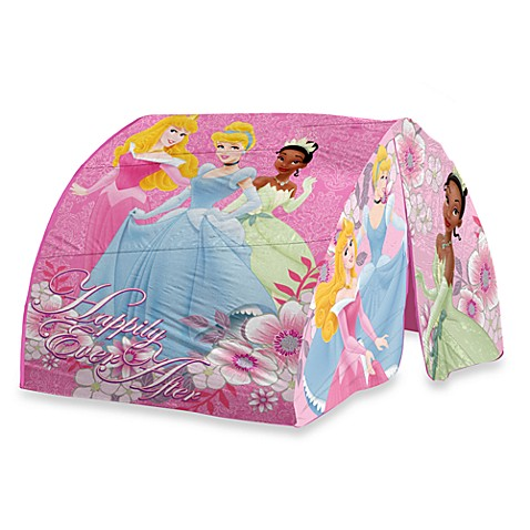 Disney® Princess Bed Tent with Pushlight
