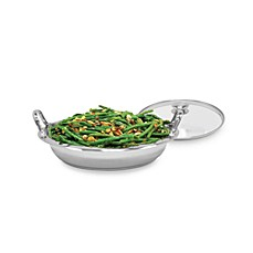Wolfgang Puck® Stainless Steel 12-Inch Covered Buffet Server