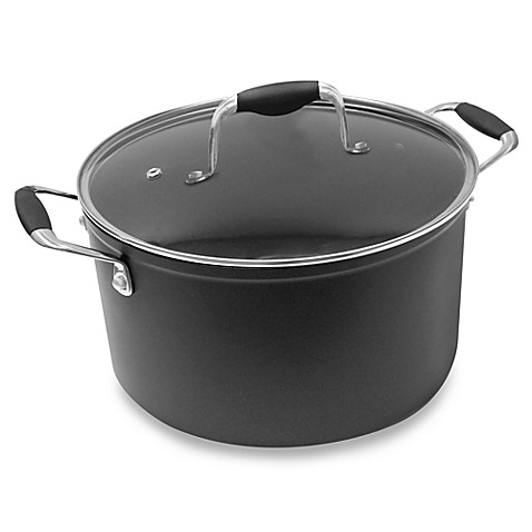 Symphony ECOlution Nonstick 8-Quart Stock Pot with Lid