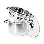 Basic Essentials® Stainless Steel 2-Quart Pasta Pot by Tabletops Unlimited®