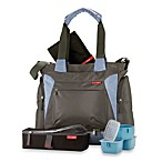 SKIP*HOP® Bento Ultimate Diaper Bag in Grey/Blue