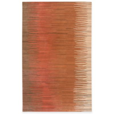 B. Smith Surya Abstract 2-Foot 6-Inch x 8-Foot Hand-Tufted Area Rug