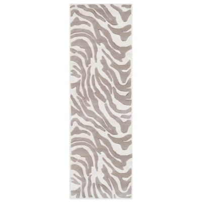 Surya B. Smith Animal Print 2-Foot 6-Inch x 8-Foot Rectangular Wool Rug