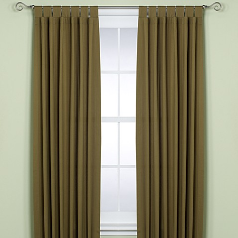 Henley Window Panel - 54-Inch - Black