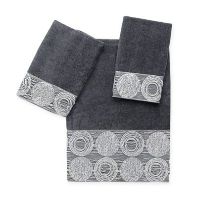 Avanti Galaxy Granite Bath Towel