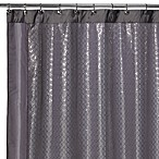 Infinity Fabric 54-Inch x 78-Inch Stall Shower Curtain