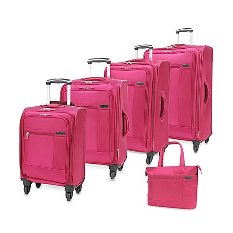 Ricardo® Beverly Hills Pink Sausalito Superlight Luggage