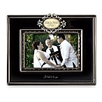 Mr. and Mrs. Ceramic Frame