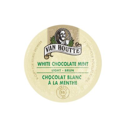 K-Cup® Set of 18 Van Houtte® White Chocolate Mint Coffee for Keurig® Brewers