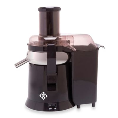 L'Equip® XL Wide Mouth Juicer in Black