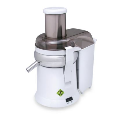 L'Equip® XL Wide Mouth Juicer in White
