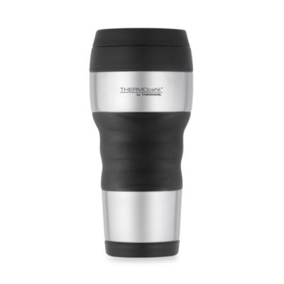 Thermos THERMOcafe™ Stainless Steel 16-Ounce Insulated Travel Tumbler