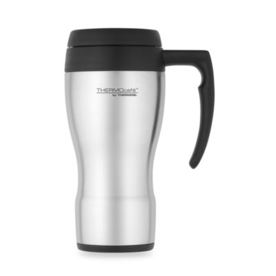 Travel Mug With Slide Lid