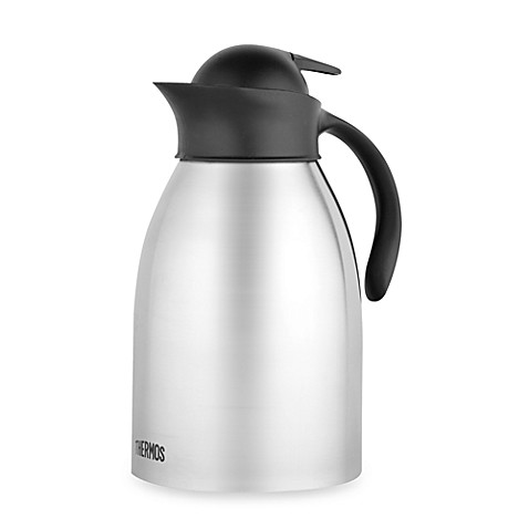 Thermos Vacuum Insulated Stainless Steel 51-Ounce Carafe