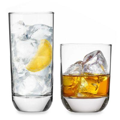 Libbey Glass Glassware Set
